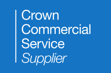 Crown Commercial Services logo.